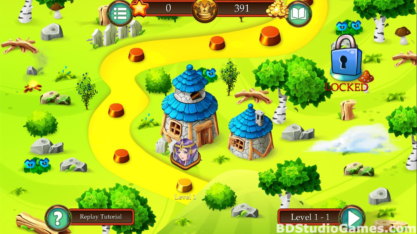 Time Twins Mosaics Tales of Avalon Free Download Screenshots 13