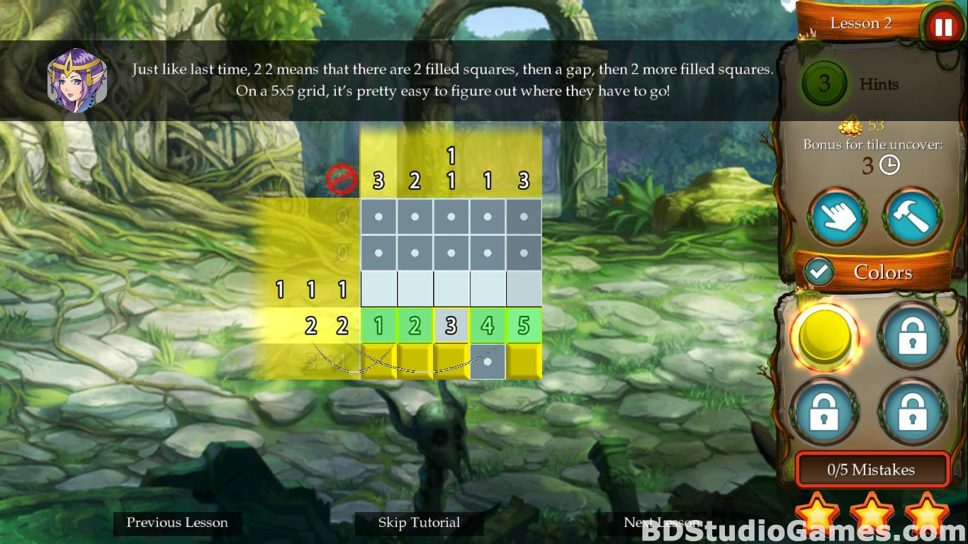 Time Twins Mosaics Tales of Avalon Free Download Screenshots 06