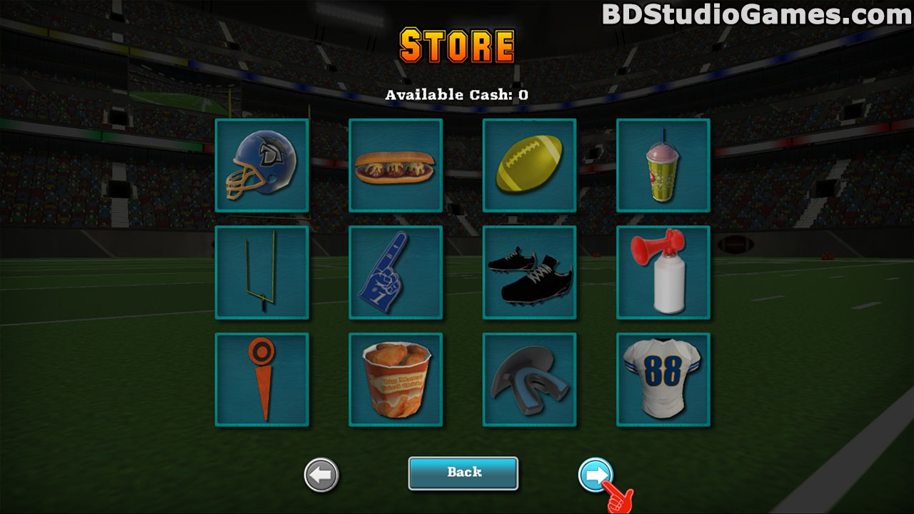 Touch Down Football Solitaire Free Download Screenshots 2