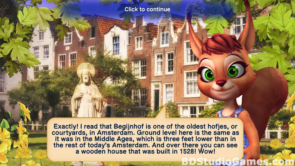 Travel Mosaics 13: Spectacular Amsterdam Free Download Screenshots 05