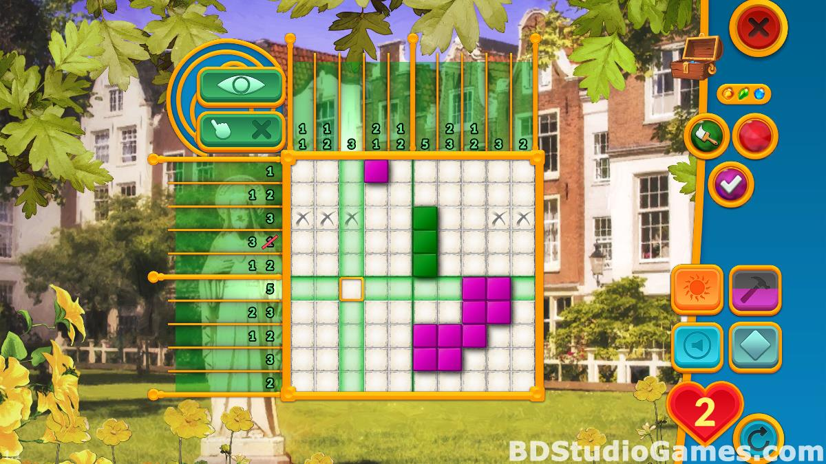 Travel Mosaics 13: Spectacular Amsterdam Free Download Screenshots 07