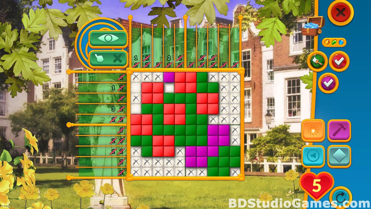 Travel Mosaics 13: Spectacular Amsterdam Free Download Screenshots 08