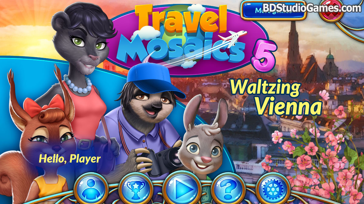 Travel Mosaics 5: Waltzing Vienna Free Download Screenshots 1
