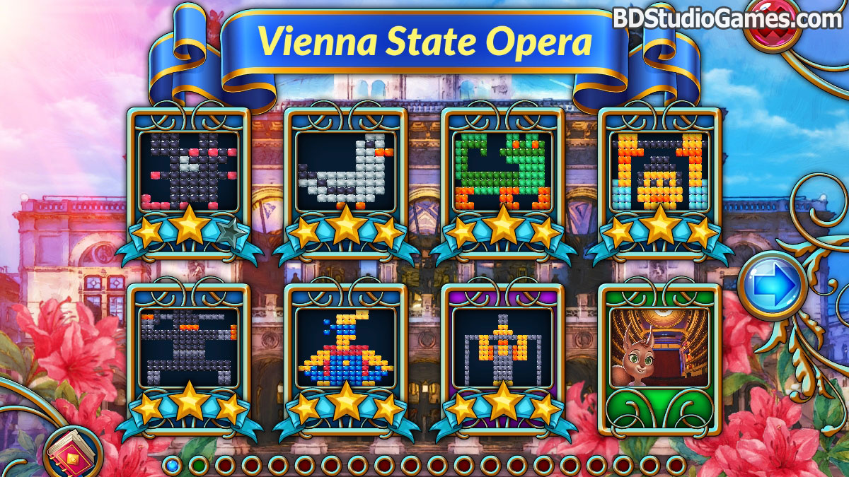 Travel Mosaics 5: Waltzing Vienna Free Download Screenshots 4