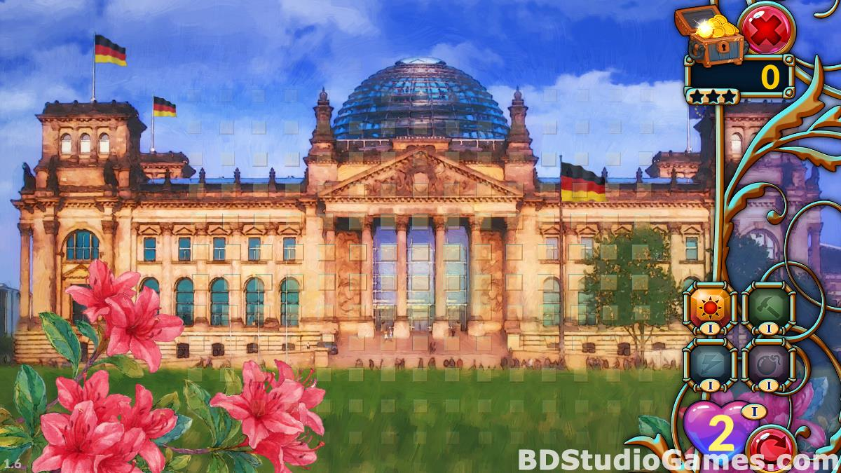 Travel Mosaics 7: Fantastic Berlin Free Download Screenshots 12