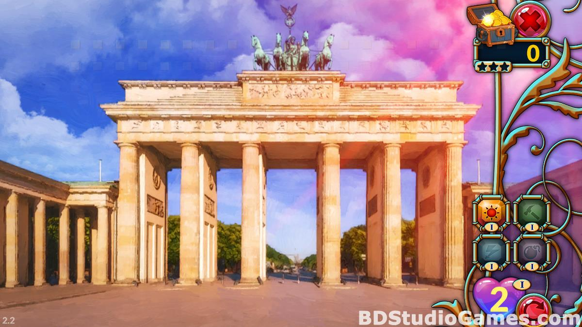 Travel Mosaics 7: Fantastic Berlin Free Download Screenshots 17