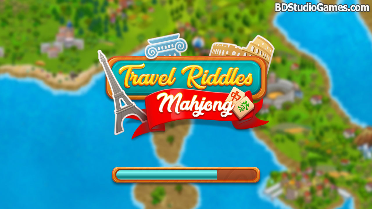 Travel Riddles: Mahjong Free Download - BDStudioGames
