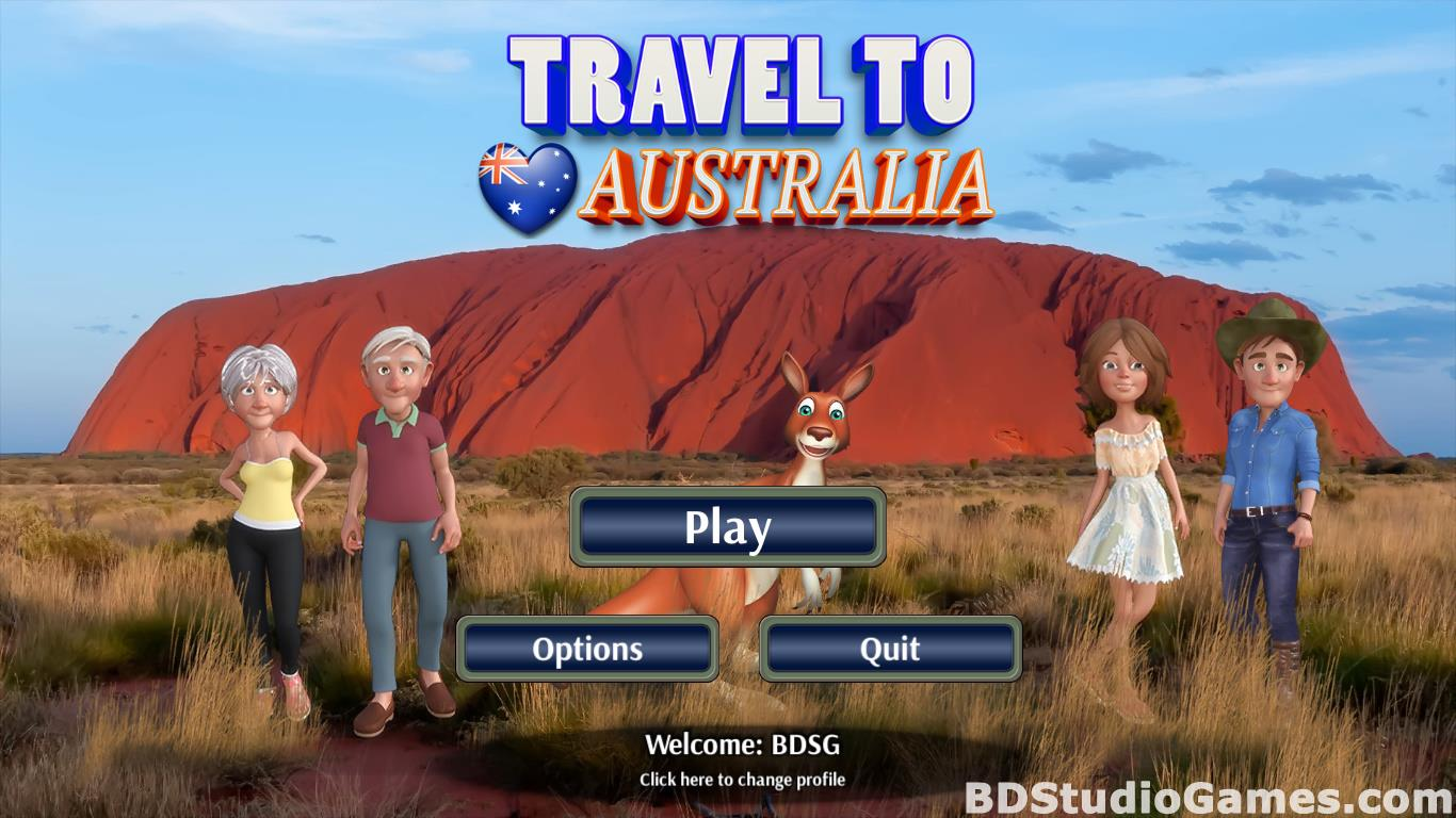 Travel To Australia Free Download Screenshots 01