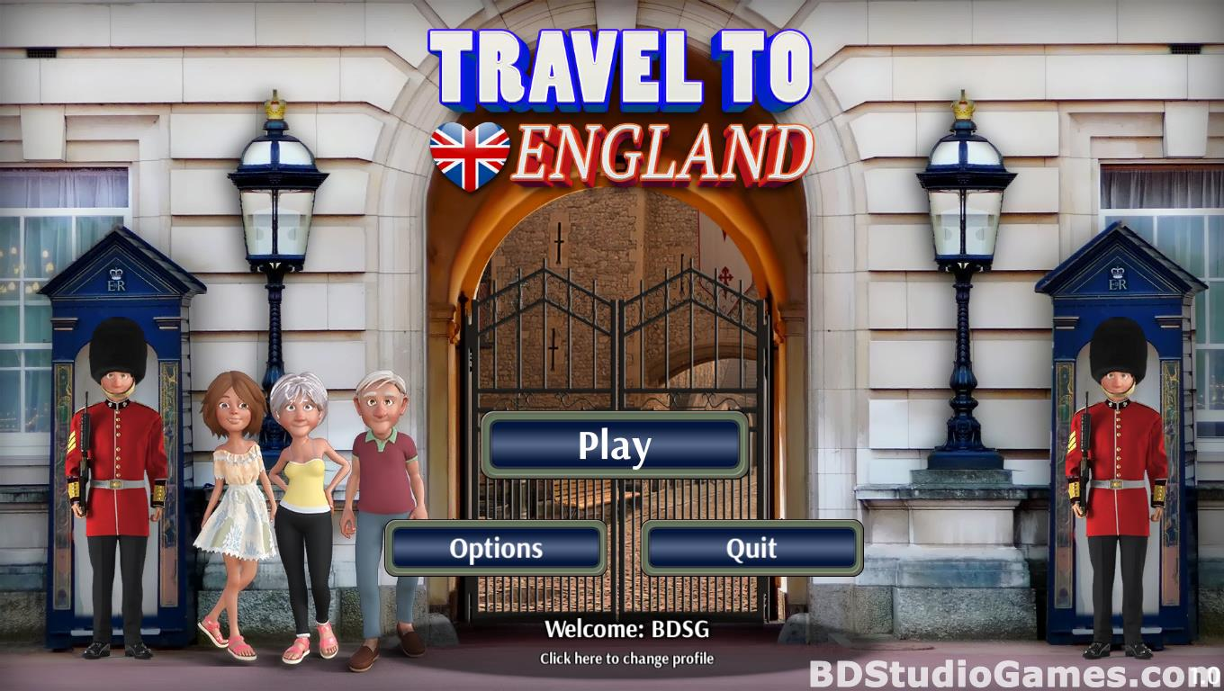Travel to England Free Download Screenshots 01