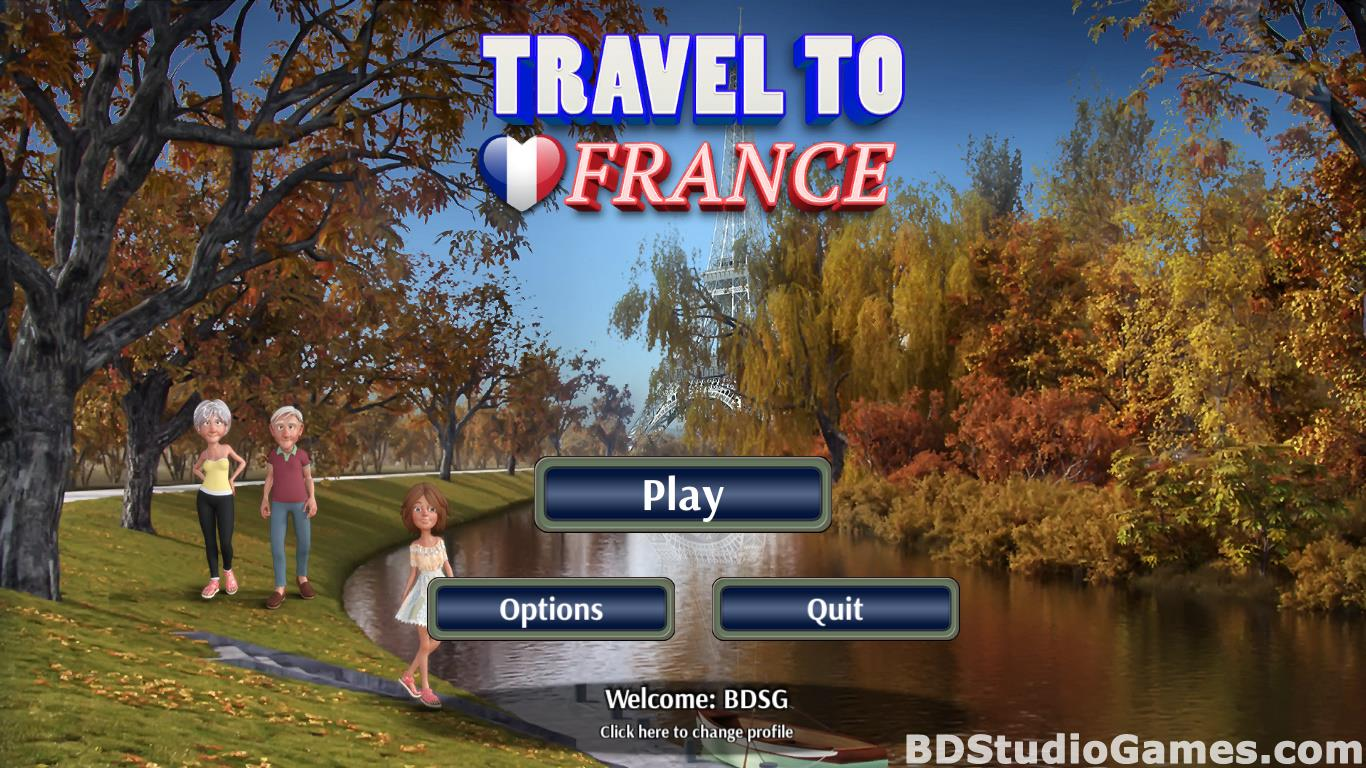Travel to France Free Download Screenshots 01