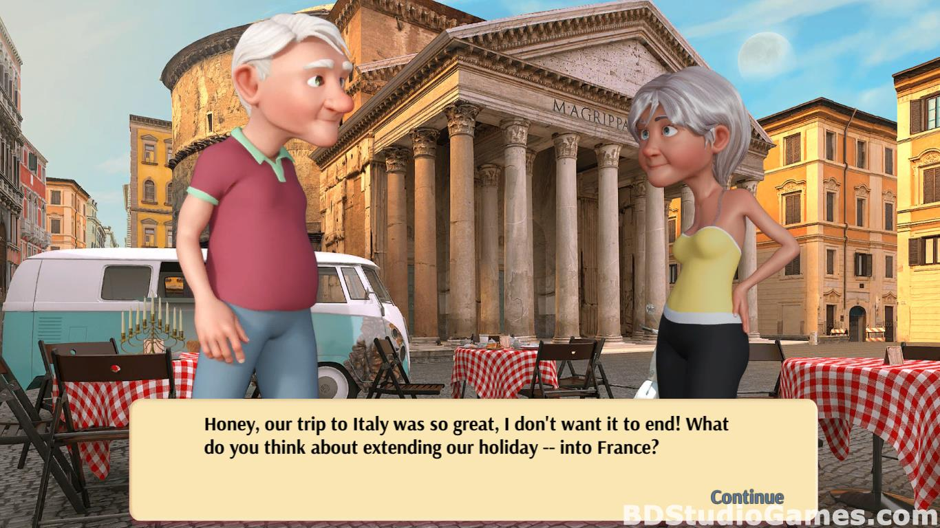 Travel to France Free Download Screenshots 02