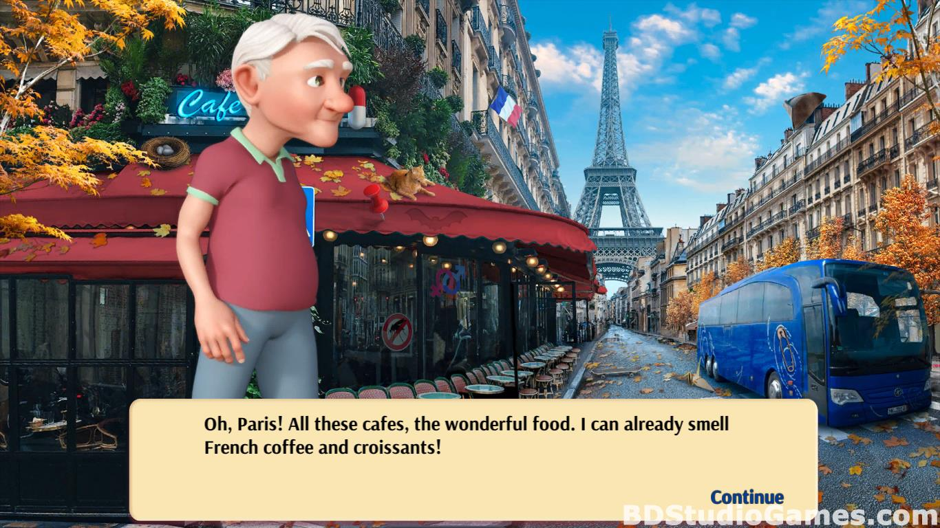 Travel to France Free Download Screenshots 05