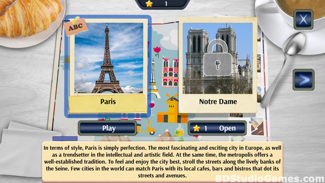 Travel to France Free Download Screenshots 08