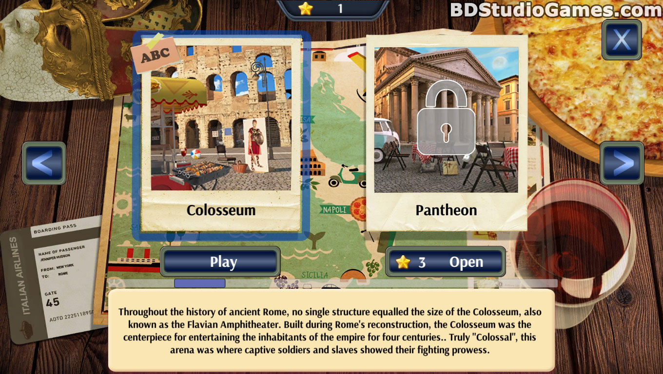 Travel to Italy Free Download Screenshots 10