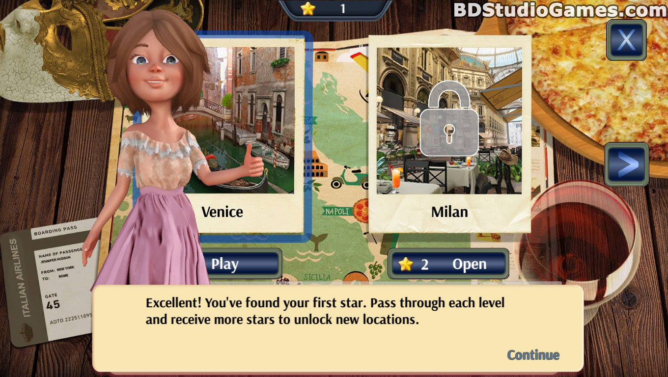 Travel to Italy Free Download Screenshots 6