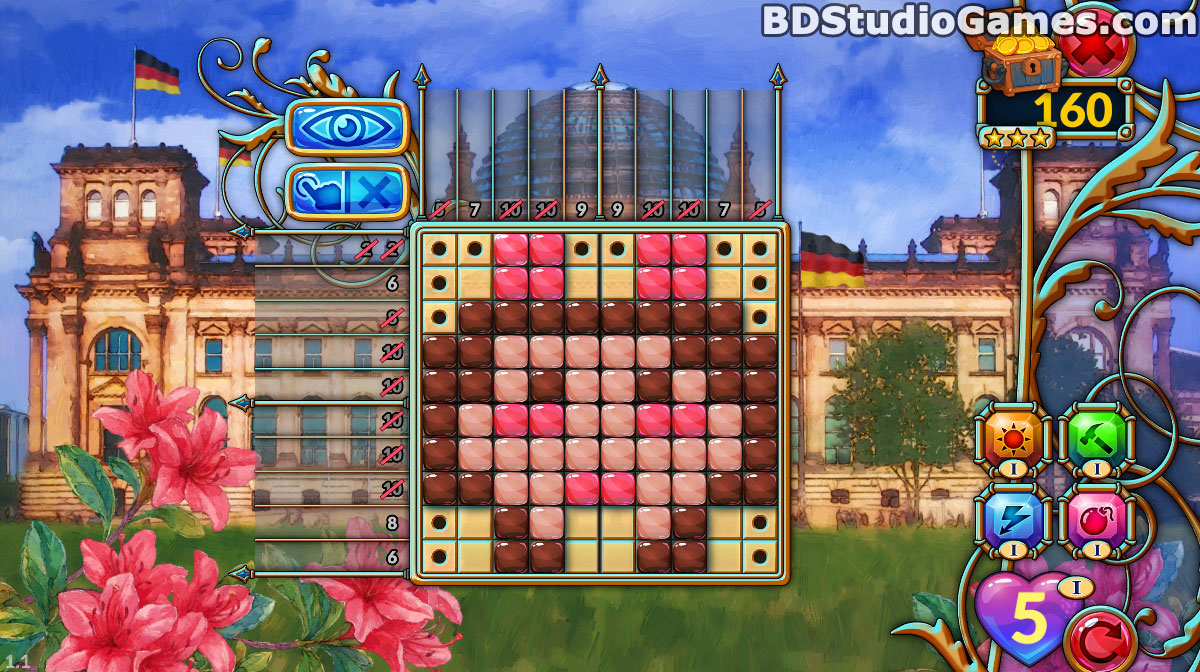 Travel Mosaics 7: Fantastic Berlin Screenshots 02