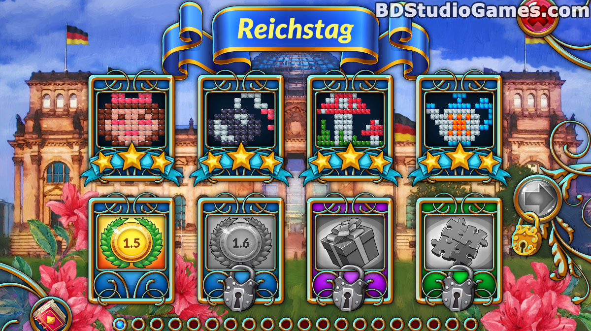 Travel Mosaics 7: Fantastic Berlin Screenshots 03