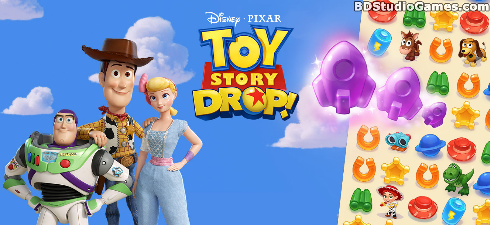 Toy Story Drop! Screenshots 1