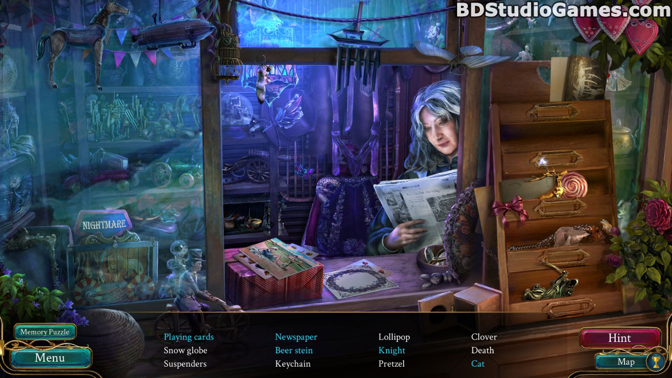 Endless Fables: Shadow Within Collector's Edition Screenshots 1