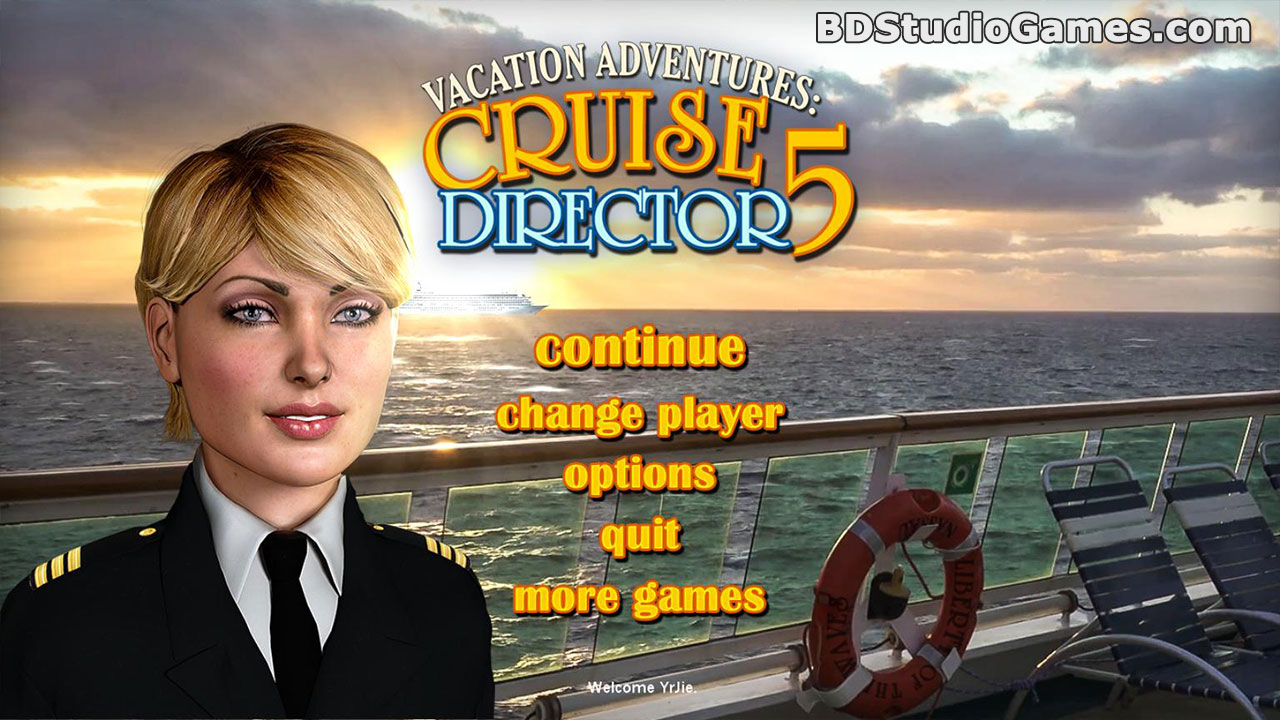 Vacation Adventures: Cruise Director 5 Screenshots 1
