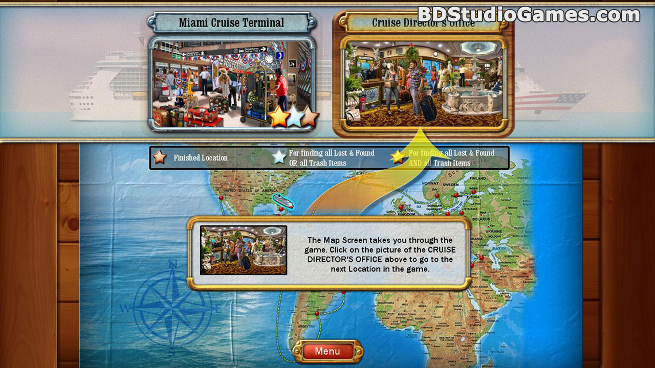 Vacation Adventures: Cruise Director 5 Screenshots 5