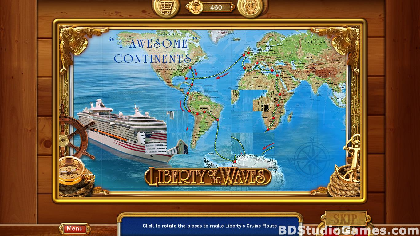 Vacation Adventures: Cruise Director 7 Collector's Edition Free Download Screenshots 13
