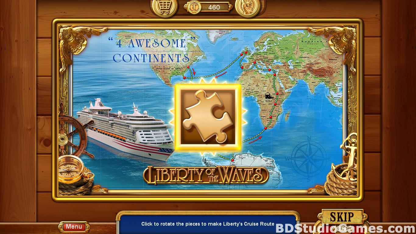 Vacation Adventures: Cruise Director 7 Collector's Edition Free Download Screenshots 14