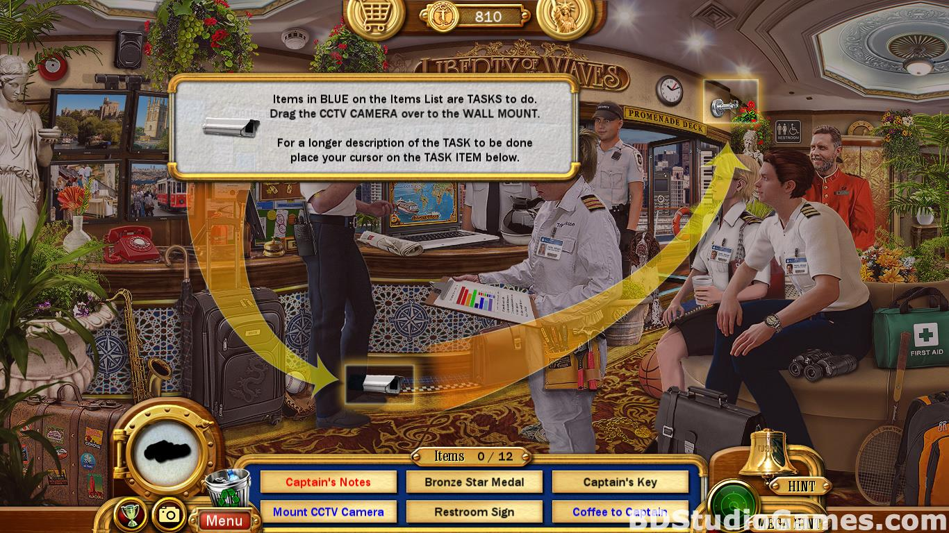 Vacation Adventures: Cruise Director 7 Collector's Edition Free Download Screenshots 16