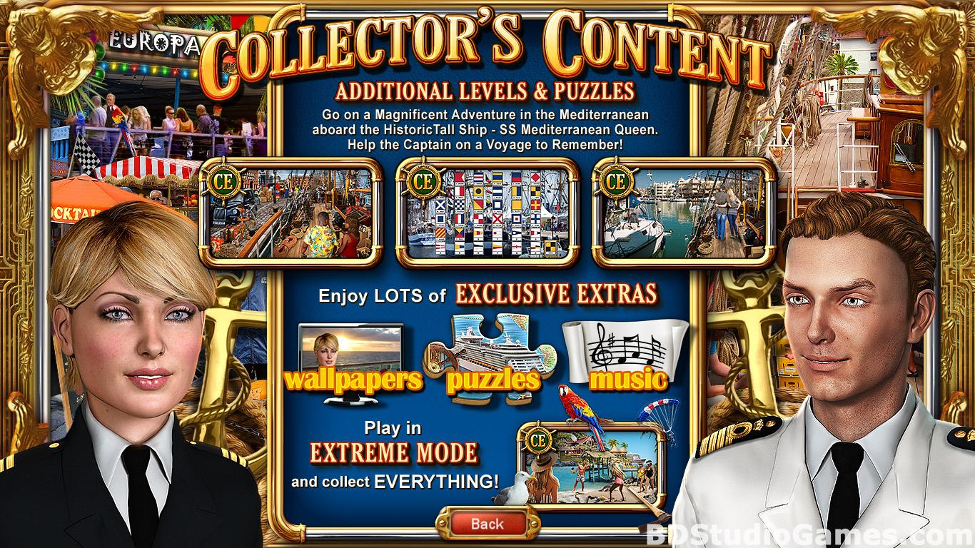 Vacation Adventures: Cruise Director 7 Collector's Edition Free Download Screenshots 02