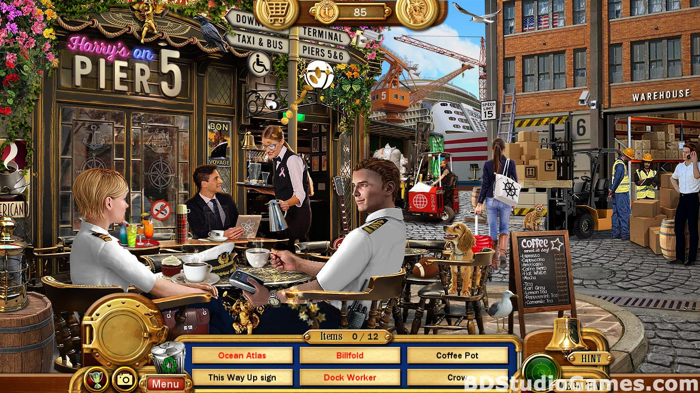 Vacation Adventures: Cruise Director 7 Collector's Edition Free Download Screenshots 07
