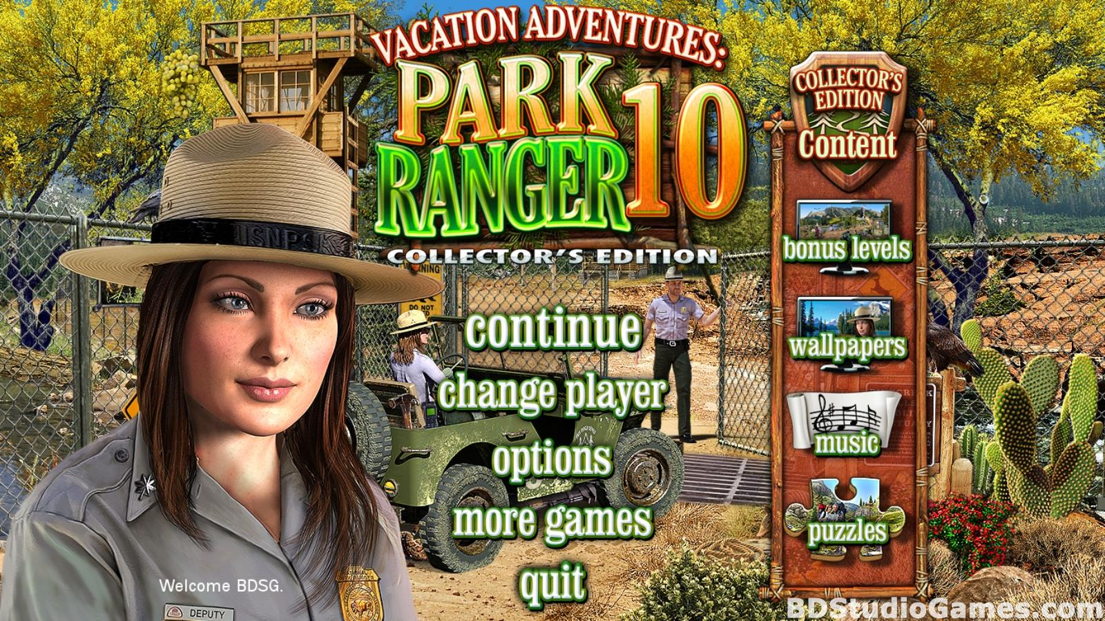 Vacation Adventures: Park Ranger 10 Collector's Edition Free Download Screenshots 01
