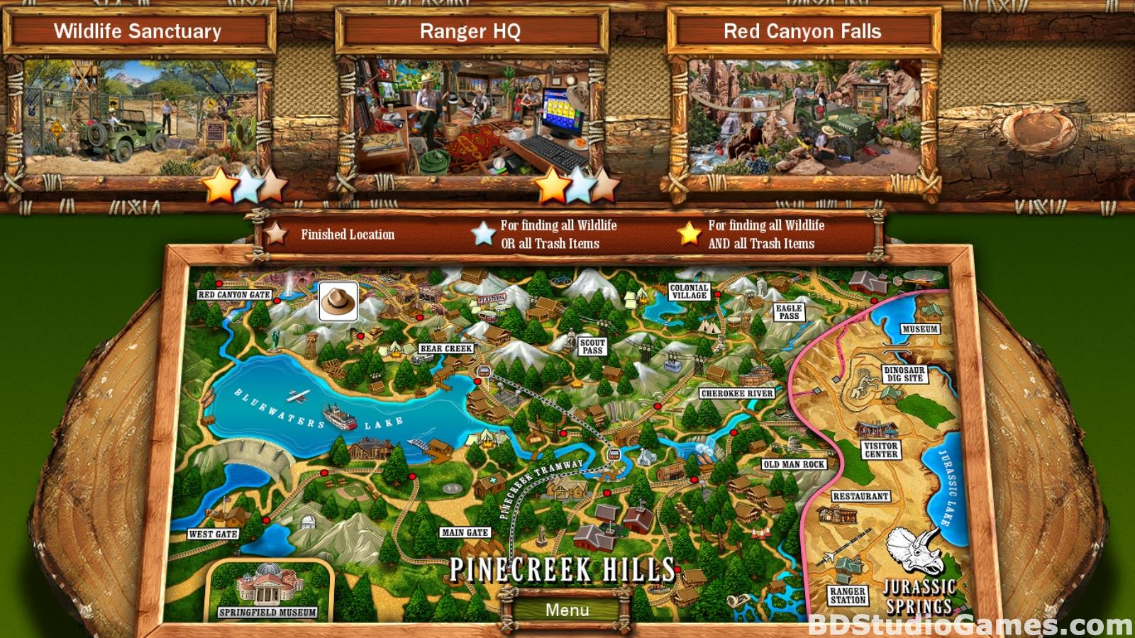 Vacation Adventures: Park Ranger 10 Collector's Edition Free Download Screenshots 14