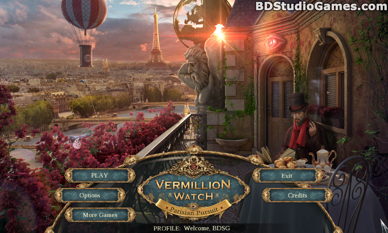 Vermillion Watch: Parisian Pursuit Collector's Edition Free Download Screenshots 01