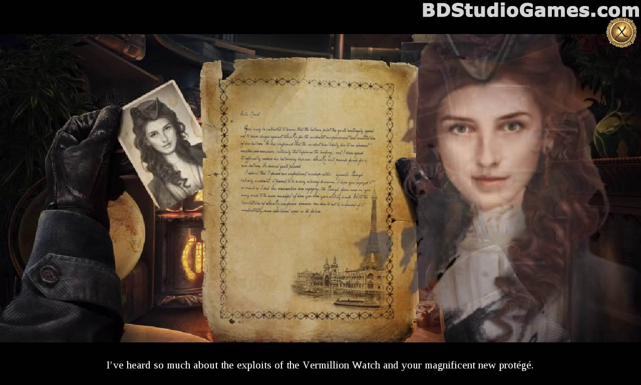 Vermillion Watch: Parisian Pursuit Collector's Edition Free Download Screenshots 04