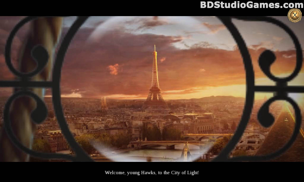 Vermillion Watch: Parisian Pursuit Collector's Edition Free Download Screenshots 06