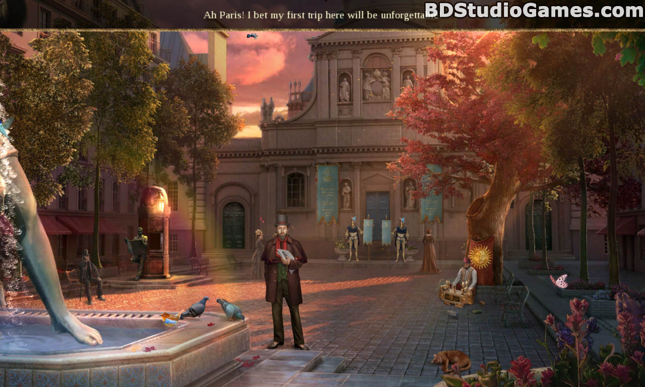 Vermillion Watch: Parisian Pursuit Collector's Edition Free Download Screenshots 07