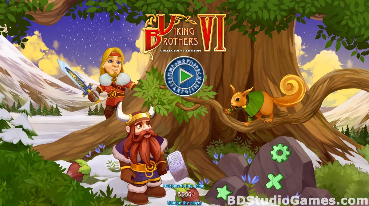 Viking Brothers 6: Collector's Edition Free Download Screenshots 01