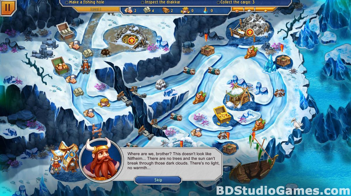 Viking Brothers 6: Collector's Edition Free Download Screenshots 10