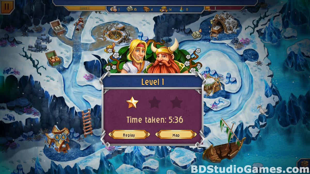 Viking Brothers 6: Collector's Edition Free Download Screenshots 13