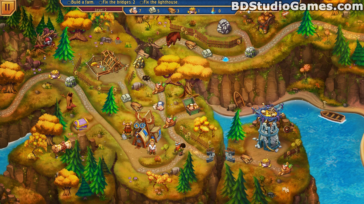 Viking Brothers V Free Download Screenshots 4