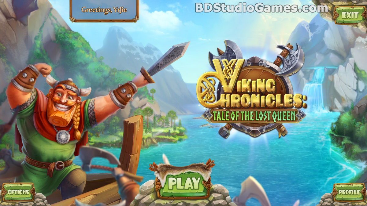 Viking Chronicles: Tale of the Lost Queen Free Download Screenshots 1