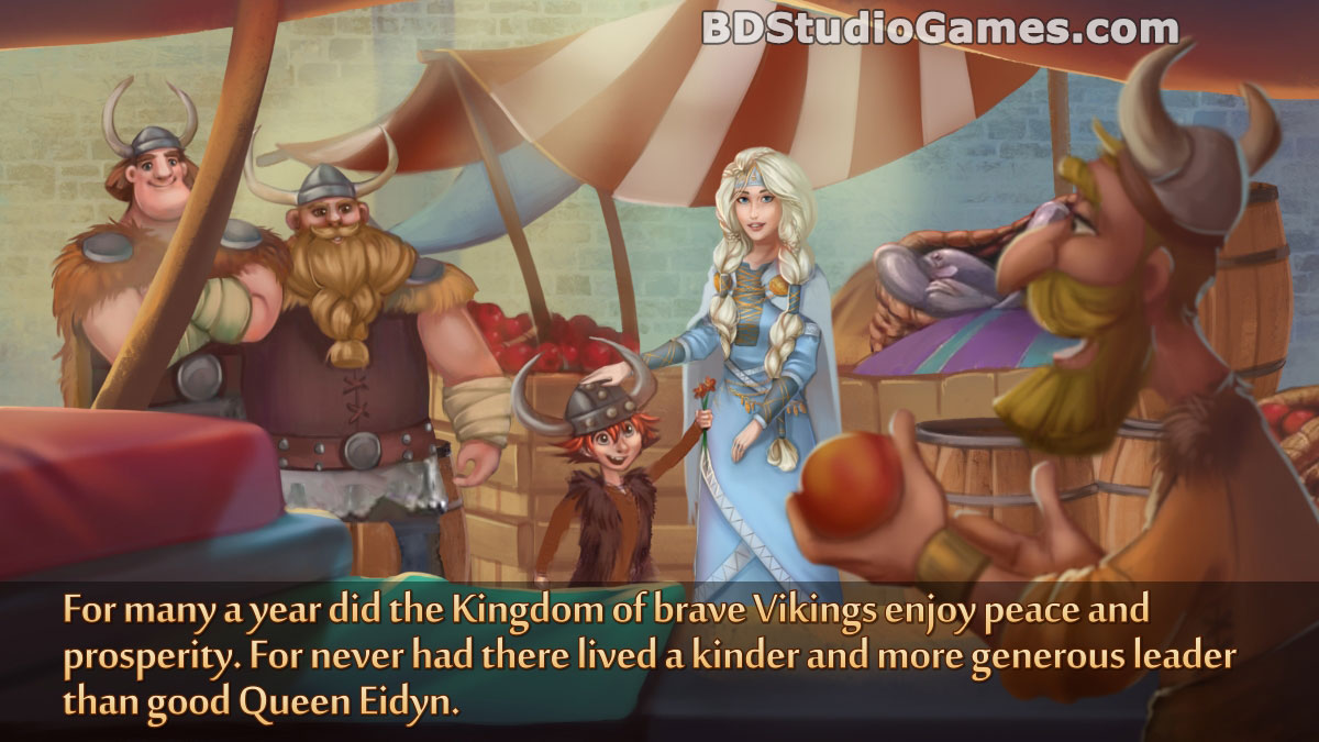 Viking Chronicles: Tale of the Lost Queen Free Download Screenshots 2