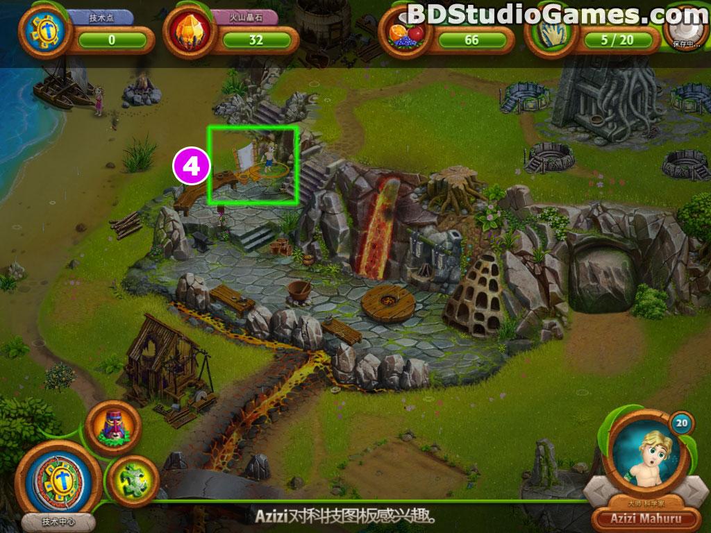 Virtual Villagers Origins 2 Walkthrough Puzzles Part 2 Bdstudiogames