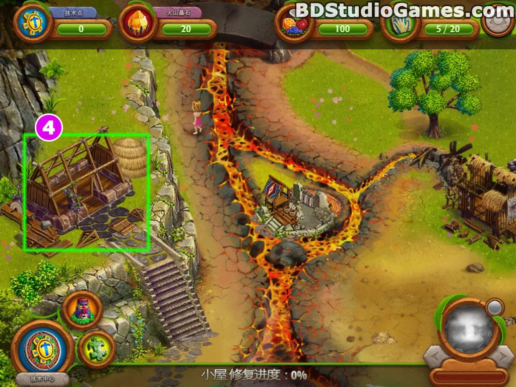 Virtual Villagers Origins 2 Walkthrough Puzzles