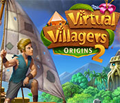 Virtual Villagers: Origins 2 Walkthrough Puzzles