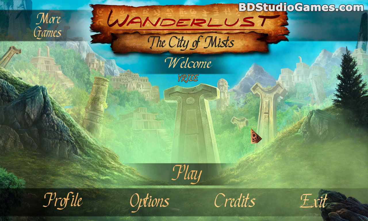 Wanderlust: The City of Mists Free Download Screenshots 1