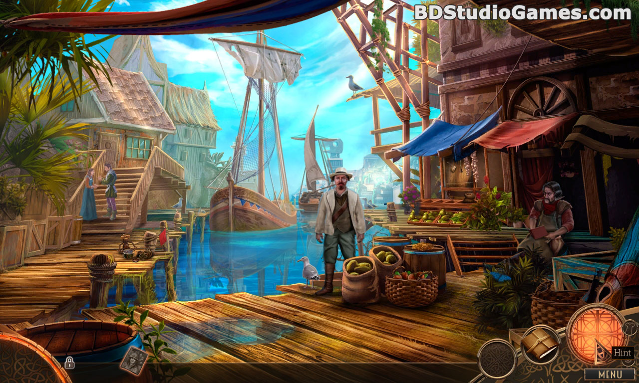 Wanderlust: The City of Mists Free Download Screenshots 2