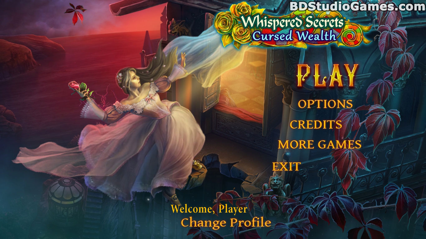 Whispered Secrets: Cursed Wealth Collector's Edition Free Download Screenshots 1