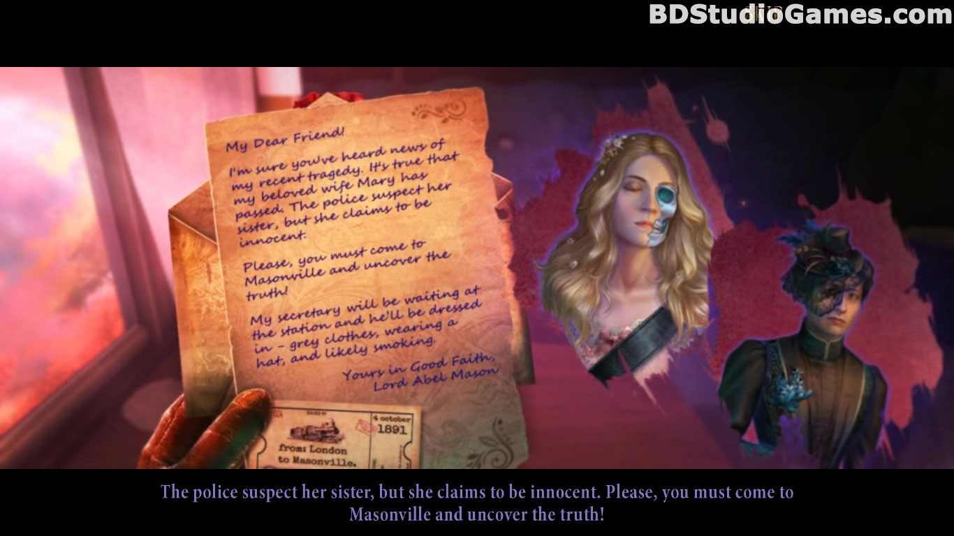 Whispered Secrets: Cursed Wealth Collector's Edition Free Download Screenshots 3