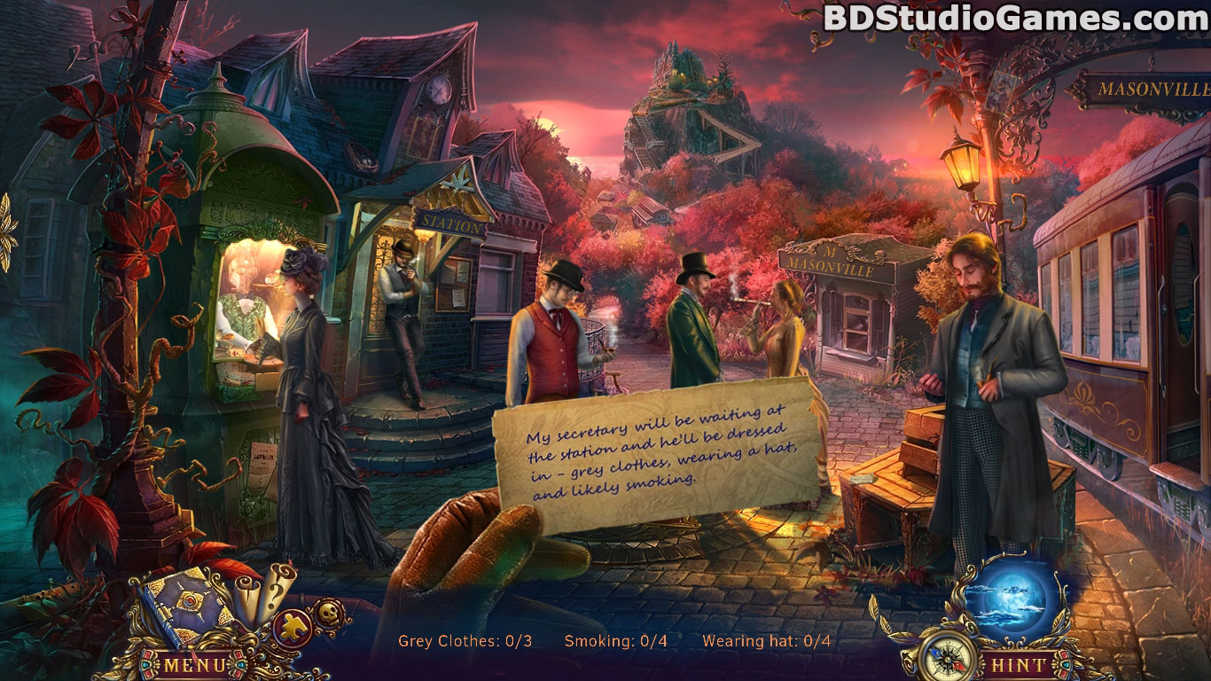Whispered Secrets: Cursed Wealth Collector's Edition Free Download Screenshots 5